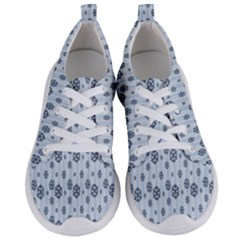 Snowflakes Winter Christmas Card Women s Lightweight Sports Shoes