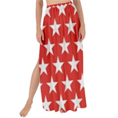 Star Christmas Advent Structure Maxi Chiffon Tie Up Sarong