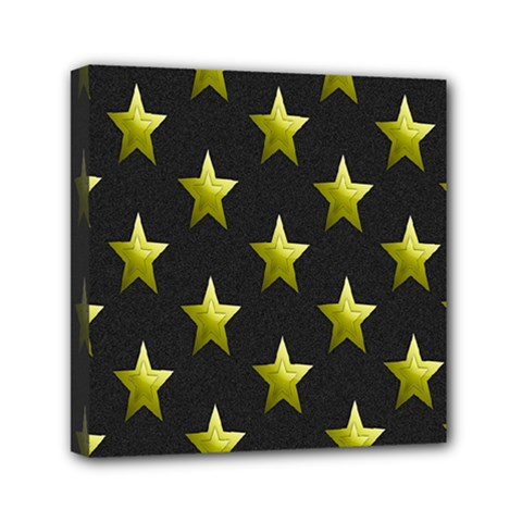 Stars Backgrounds Patterns Shapes Canvas Travel Bag by Sapixe