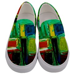 Marakesh 5 Men s Canvas Slip Ons