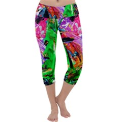 1073194 230077083819951 789389796 O   Triplets 1 Capri Yoga Leggings