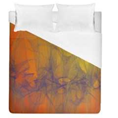 Fiesta Colorful Background Duvet Cover (queen Size)