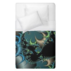 Fractal Art Artwork Digital Art Duvet Cover (single Size) by Sapixe