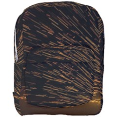 Metalworking Iron Radio Weld Metal Full Print Backpack by Sapixe
