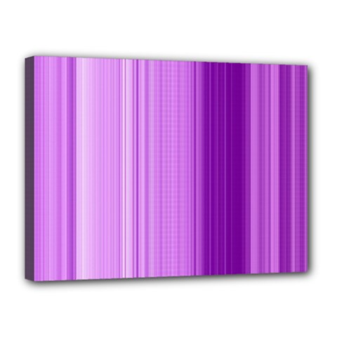 Background Texture Pattern Purple Canvas 16  X 12  by Sapixe