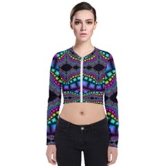 Fractal Art Artwork Digital Art Bomber Jacket