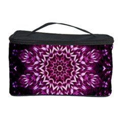 Background Abstract Texture Pattern Cosmetic Storage Case by Sapixe