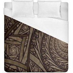 Abstract Pattern Graphics Duvet Cover (king Size)