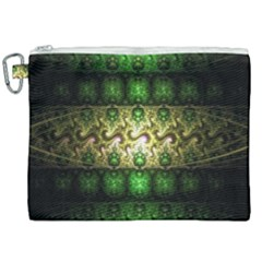 Fractal Art Digital Art Canvas Cosmetic Bag (xxl) by Sapixe
