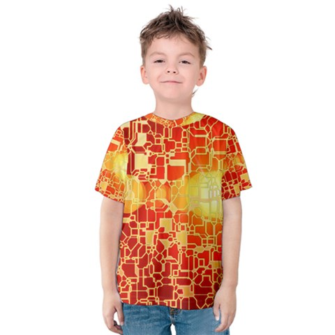 Board Conductors Circuits Kids  Cotton Tee by Sapixe