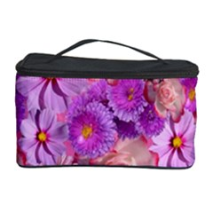 Flowers Blossom Bloom Nature Color Cosmetic Storage Case