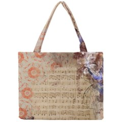 Art Collage Design Colorful Color Mini Tote Bag