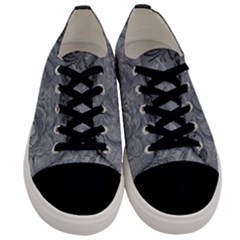 Abstract Art Decoration Design Men s Low Top Canvas Sneakers