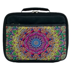 Background Fractals Surreal Design Lunch Bag