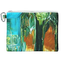 Ceramics Of Ancient Land 2 Canvas Cosmetic Bag (xxl) by bestdesignintheworld