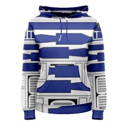 R2 Series Astromech Droid Women s Pullover Hoodie