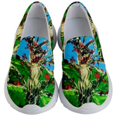 Coral Tree 2 Kid s Lightweight Slip Ons by bestdesignintheworld