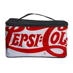 Pepsi Cola Bottle Cap Style Metal Cosmetic Storage Case