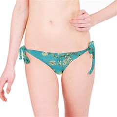 Almond Blossom  Bikini Bottom by Valentinaart