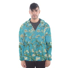Almond Blossom  Hooded Wind Breaker (men)