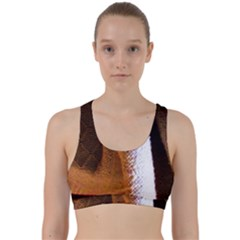 Colors And Fabrics 28 Back Weave Sports Bra by bestdesignintheworld