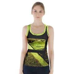 Colors And Fabrics 25 Racer Back Sports Top