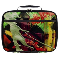 Enigma 1 Full Print Lunch Bag by bestdesignintheworld