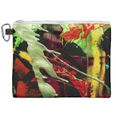 Enigma 1 Canvas Cosmetic Bag (xxl)
