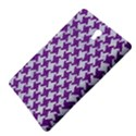 HOUNDSTOOTH2 WHITE MARBLE & PURPLE DENIM Samsung Galaxy Tab S (8.4 ) Hardshell Case  View4