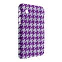 HOUNDSTOOTH1 WHITE MARBLE & PURPLE DENIM Samsung Galaxy Tab 2 (7 ) P3100 Hardshell Case  View2