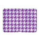 HOUNDSTOOTH1 WHITE MARBLE & PURPLE DENIM Samsung Galaxy Tab 2 (10.1 ) P5100 Hardshell Case  View1