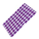 HOUNDSTOOTH1 WHITE MARBLE & PURPLE DENIM Samsung Galaxy Tab 2 (10.1 ) P5100 Hardshell Case  View4