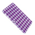 HOUNDSTOOTH1 WHITE MARBLE & PURPLE DENIM Samsung Galaxy Tab 2 (10.1 ) P5100 Hardshell Case  View5