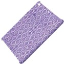 HEXAGON1 WHITE MARBLE & PURPLE DENIM (R) Apple iPad Mini Hardshell Case View4