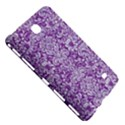 DAMASK2 WHITE MARBLE & PURPLE DENIM Samsung Galaxy Tab 4 (7 ) Hardshell Case  View5