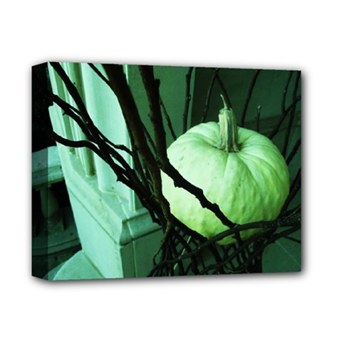 Pumpkin 7 Deluxe Canvas 14  X 11  by bestdesignintheworld