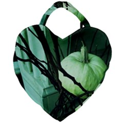 Pumpkin 7 Giant Heart Shaped Tote