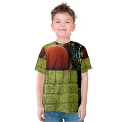 Pumpkins 10 Kids  Cotton Tee