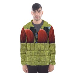 Pumpkins 10 Hooded Wind Breaker (men)
