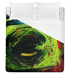 Abandoned Mine 3 Duvet Cover (queen Size)