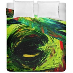 Abandoned Mine 3 Duvet Cover Double Side (california King Size)