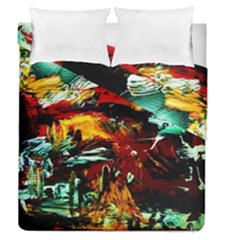 Grand Canyon Sunset Duvet Cover Double Side (queen Size)