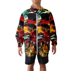 Grand Canyon Sunset Wind Breaker (kids)