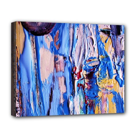 1 Deluxe Canvas 20  X 16   by bestdesignintheworld
