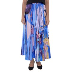 1 Flared Maxi Skirt by bestdesignintheworld