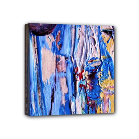 Point Of View 3/1 Mini Canvas 4  X 4  by bestdesignintheworld