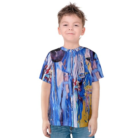 Point Of View 3/1 Kids  Cotton Tee by bestdesignintheworld
