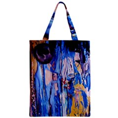 Point Of View 3/1 Zipper Classic Tote Bag by bestdesignintheworld