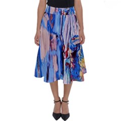 Point Of View 3/1 Perfect Length Midi Skirt by bestdesignintheworld