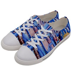 Point Of View 3/1 Women s Low Top Canvas Sneakers by bestdesignintheworld